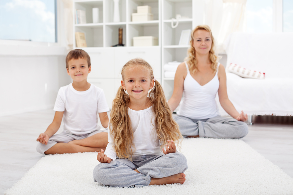 meditation and children