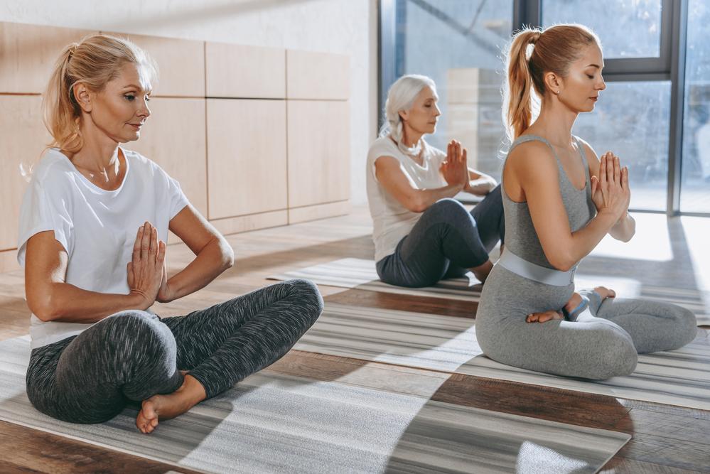 start meditation practice