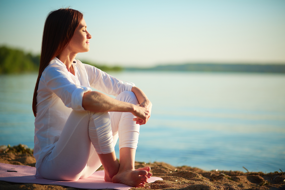 meditation and weightloss